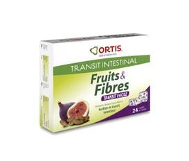Fruits et Fibres 24 cubes